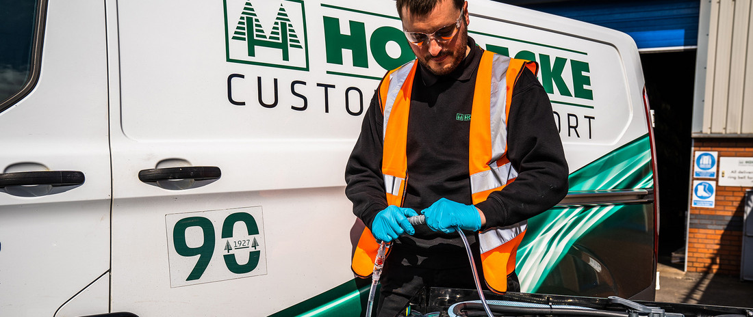 Maintaining production and service in the UK - Wednesday, 18.03.2020
