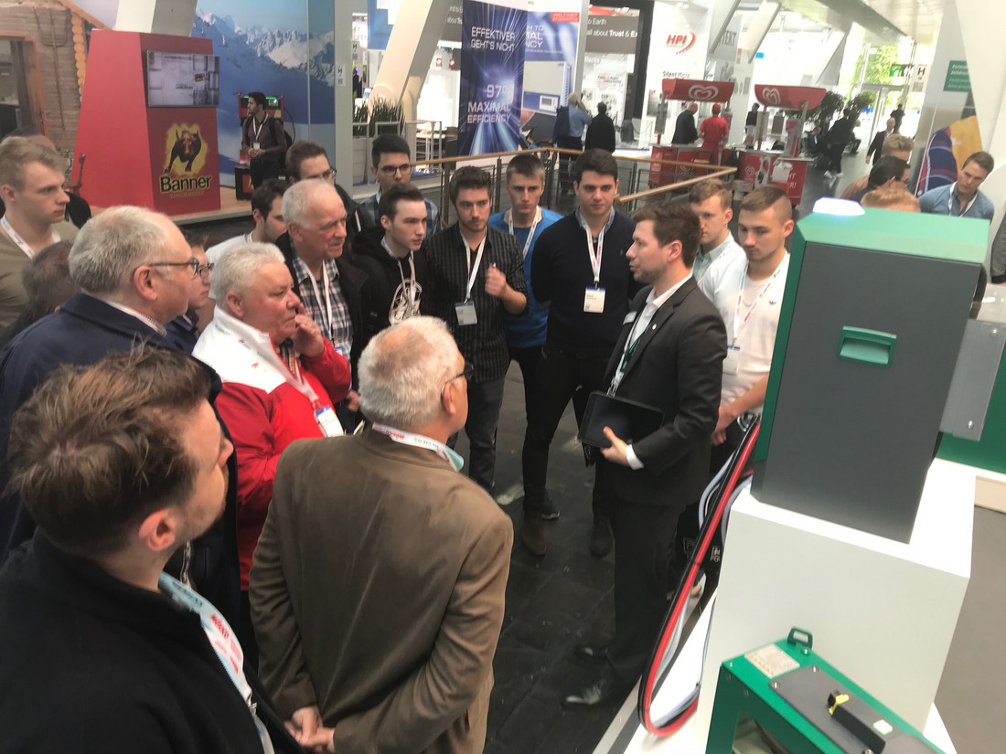Lectures, talks, visits: an exciting week at CeMAT - Saturday, 28.04.2018