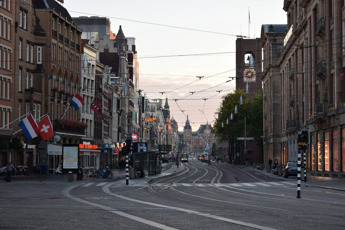 Tramway and metro in Amsterdam: Energy even in the case of a power outage - Thursday, 08.02.2018