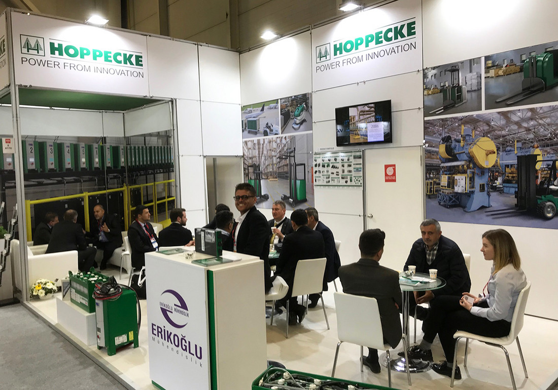 HOPPECKE Batterien and Erikoğlu Holding start partnership in Turkey - Friday, 29.03.2019