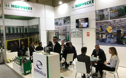 HOPPECKE Batterien and Erikoğlu Holding start partnership in Turkey - learn more