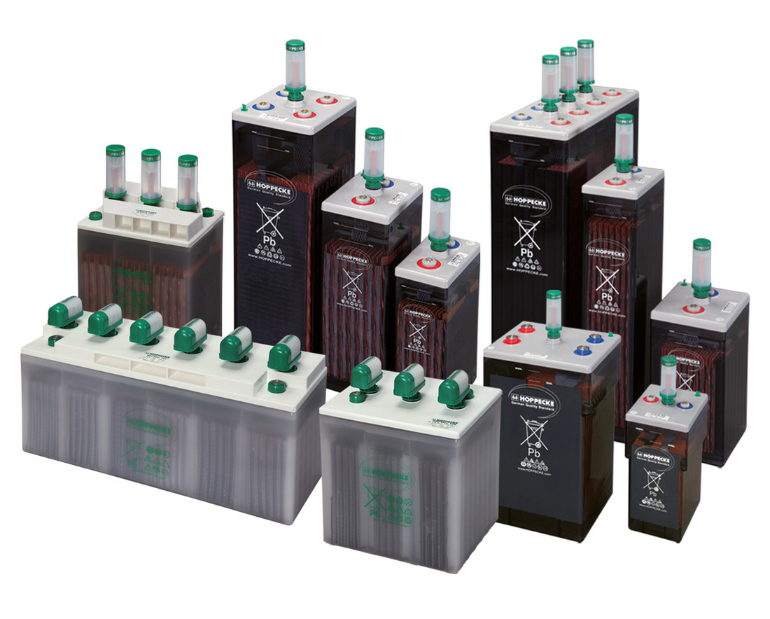 Consistent product names now also for stationary batteries grid|power - Tuesday, 03.04.2018