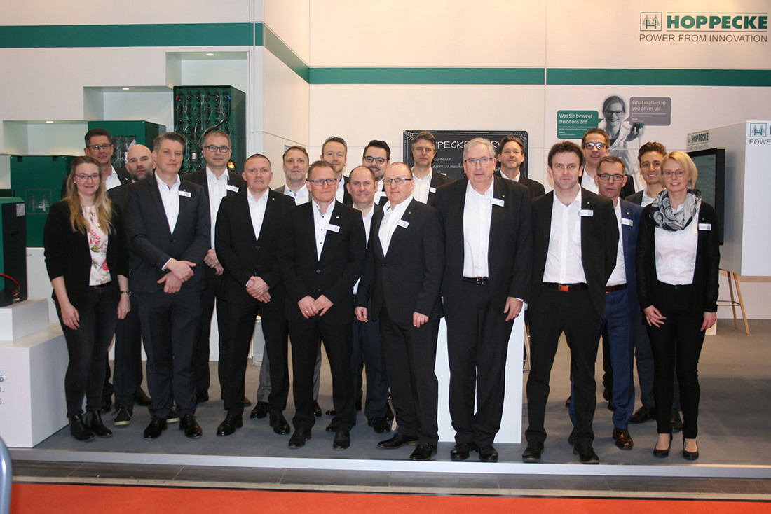 LogiMAT 2019 - three days of customer contacts at the highest level - Monday, 25.02.2019