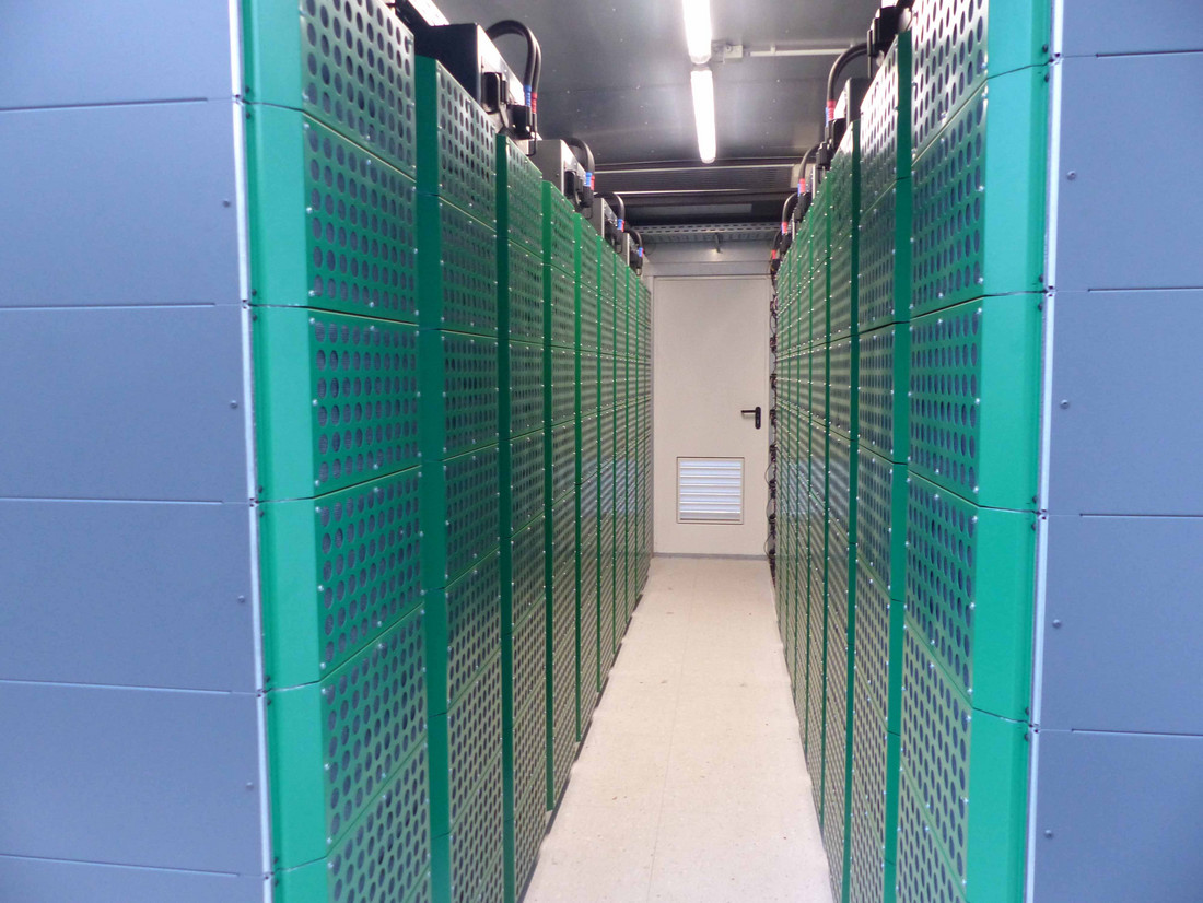 In operation: Innovative HOPPECKE hybrid large-scale energy storage system successfully commissioned - Friday, 29.09.2017