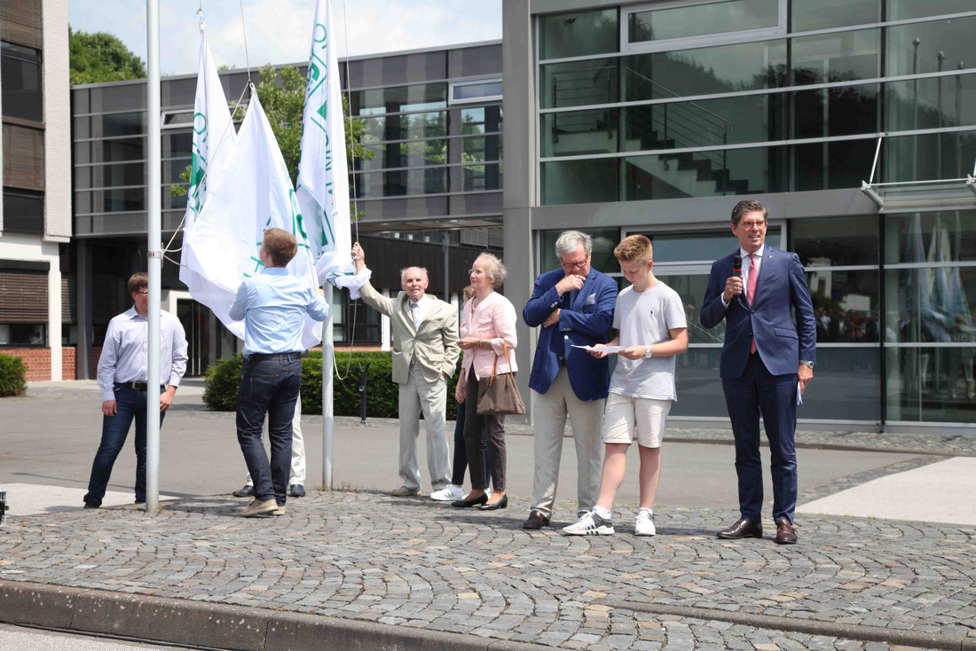 90 years HOPPECKE: Anniversary year started - Tuesday, 11.07.2017